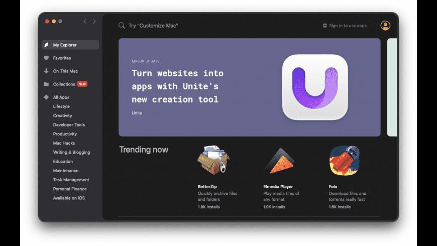 Setapp for Mac - review, screenshots