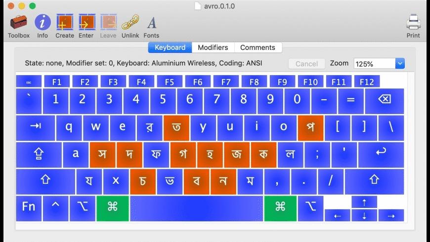 Ukelele for Mac - review, screenshots