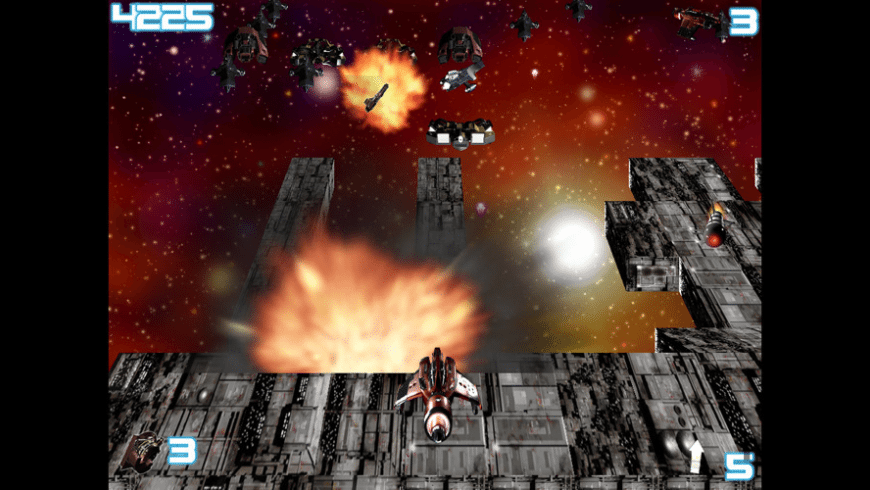 Galaxy Fighters for Mac - review, screenshots