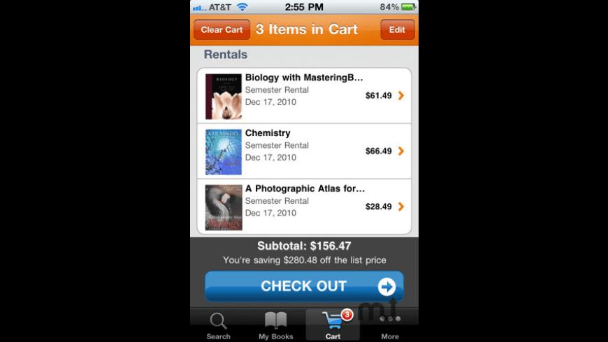 Chegg Study for Mac - review, screenshots