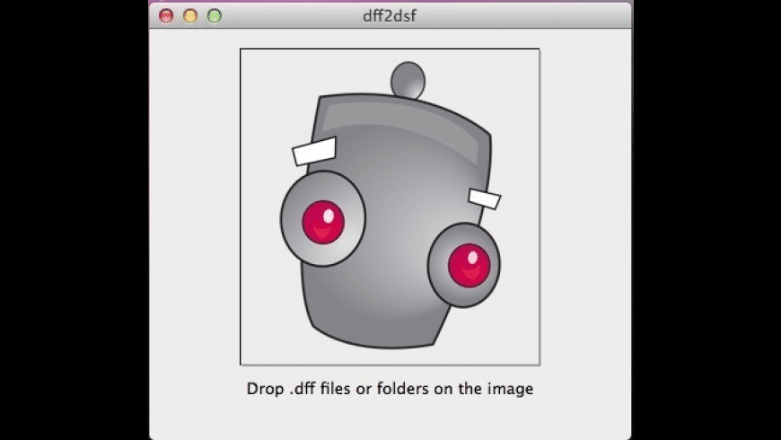 dff2dsf for Mac - review, screenshots