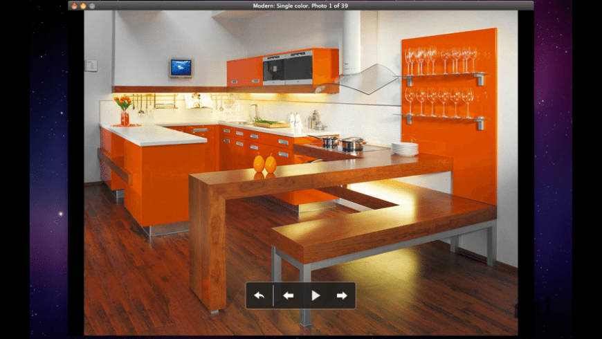 My Best Kitchen for Mac - review, screenshots