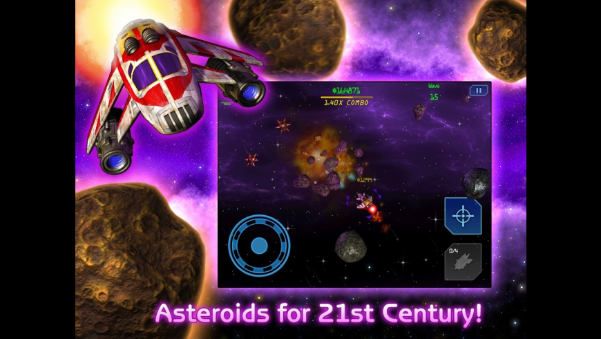 Space Miner Blast for Mac - review, screenshots