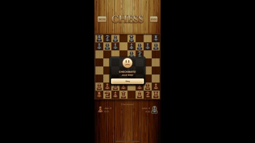 Chess for Mac - review, screenshots