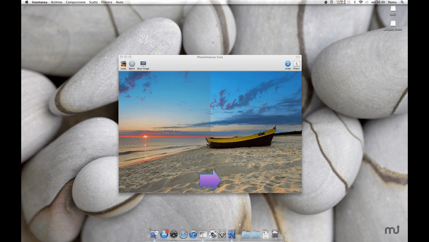 PhotoEnhancer Core for Mac - review, screenshots