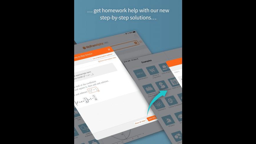 WolframAlpha for Mac - review, screenshots