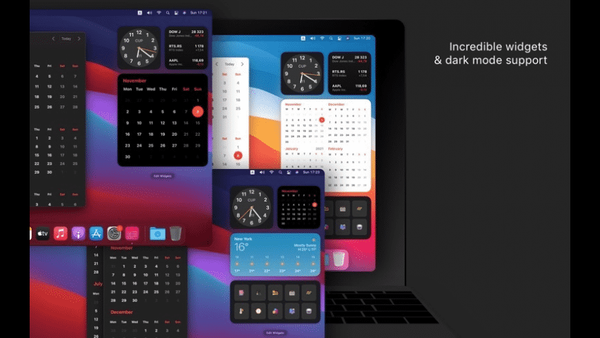 Just Calendar for Mac - review, screenshots