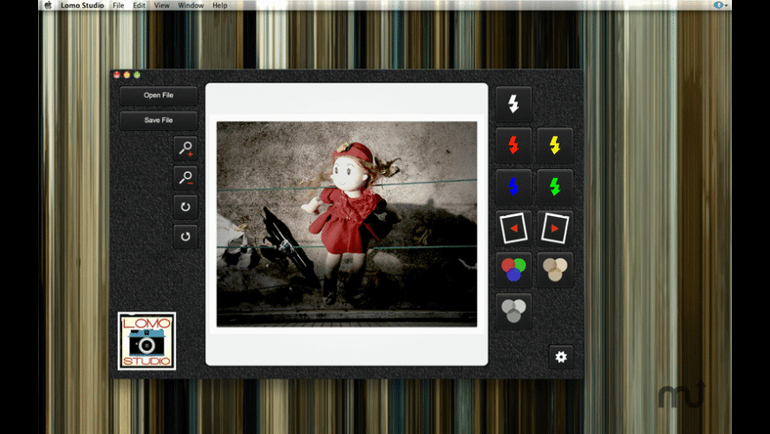 Lomo Studio for Mac - review, screenshots