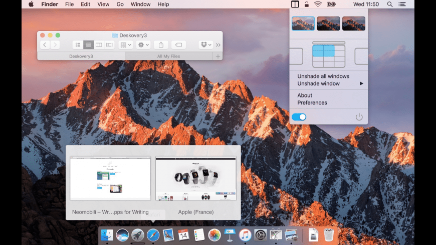 Deskovery for Mac - review, screenshots