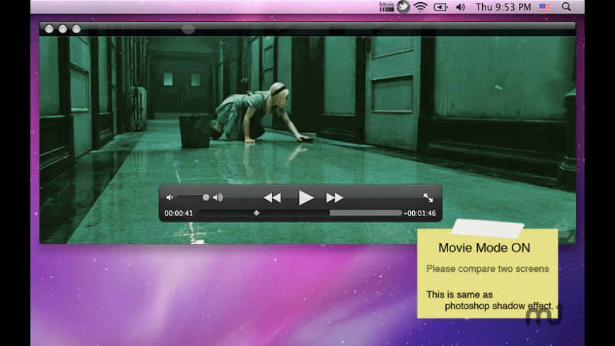 Brighter-Screen for Mac - review, screenshots