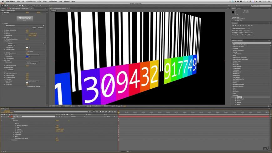 Yanobox Barcode for Mac - review, screenshots