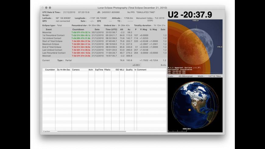 Lunar Eclipse Maestro for Mac - review, screenshots