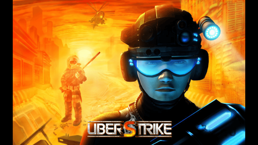 Uberstrike HD for Mac - review, screenshots