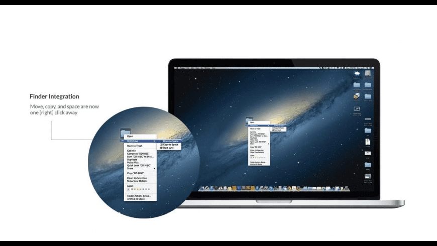 DollyDrive for Mac - review, screenshots