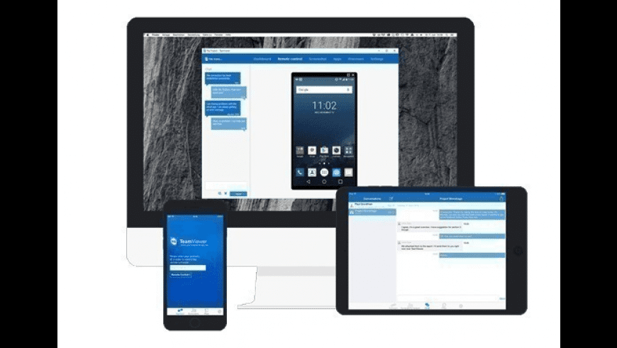 TeamViewer for Mac - review, screenshots