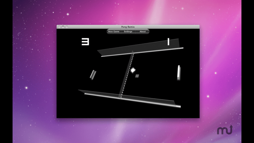 Pong Remix for Mac - review, screenshots