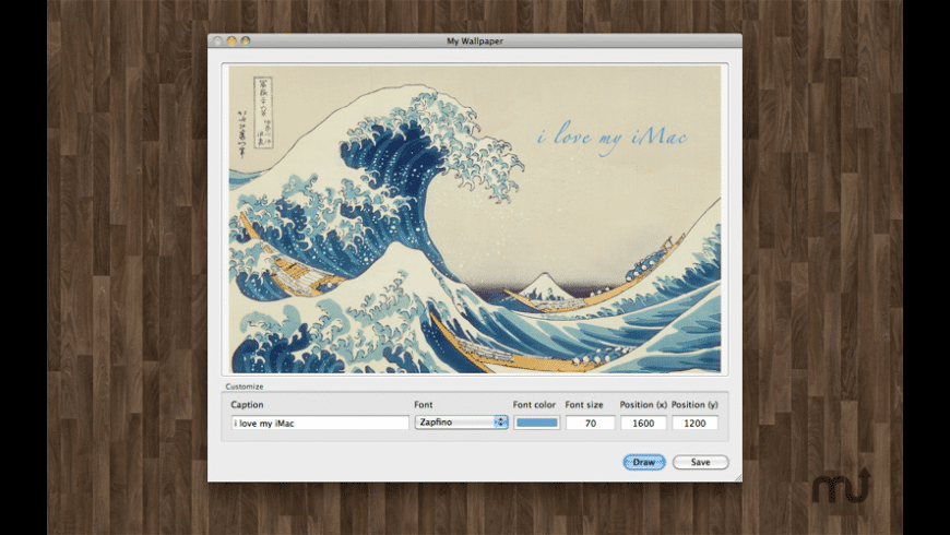 My Wallpaper for Mac - review, screenshots
