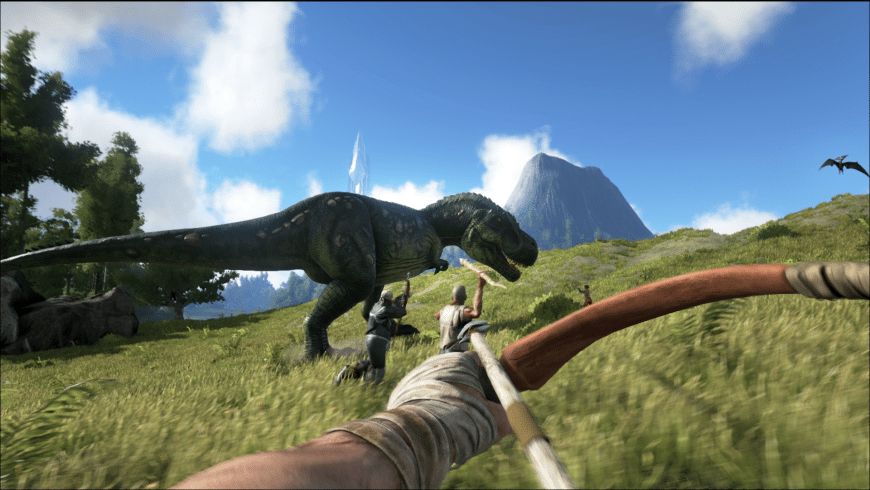 ARK: Survival Evolved for Mac - review, screenshots