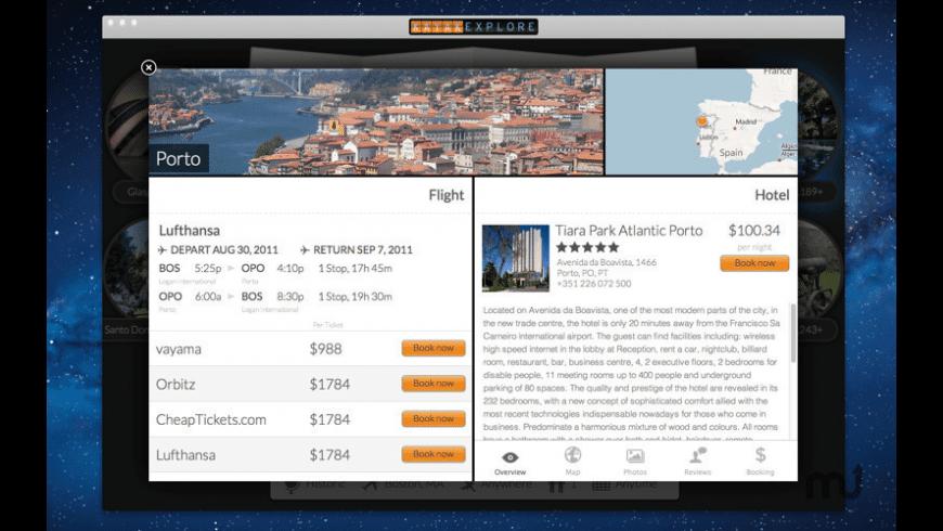 KAYAK for Mac - review, screenshots
