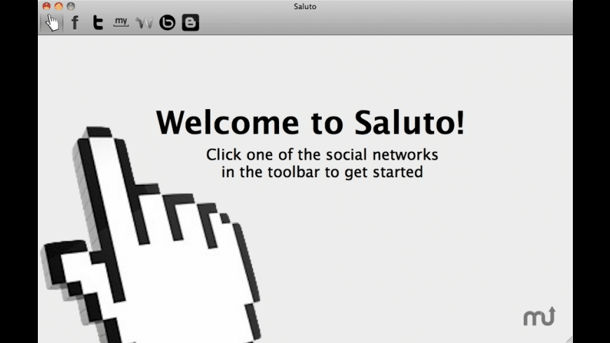 Saluto for Mac - review, screenshots