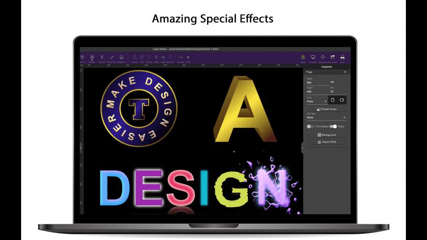 Drawtify Logo Maker & Animator for Mac - review, screenshots