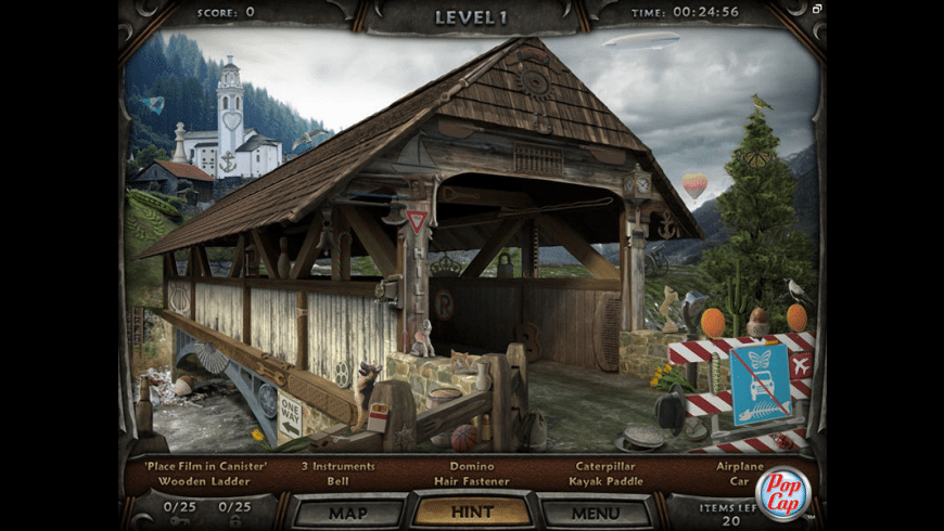 Escape Whisper Valley for Mac - review, screenshots