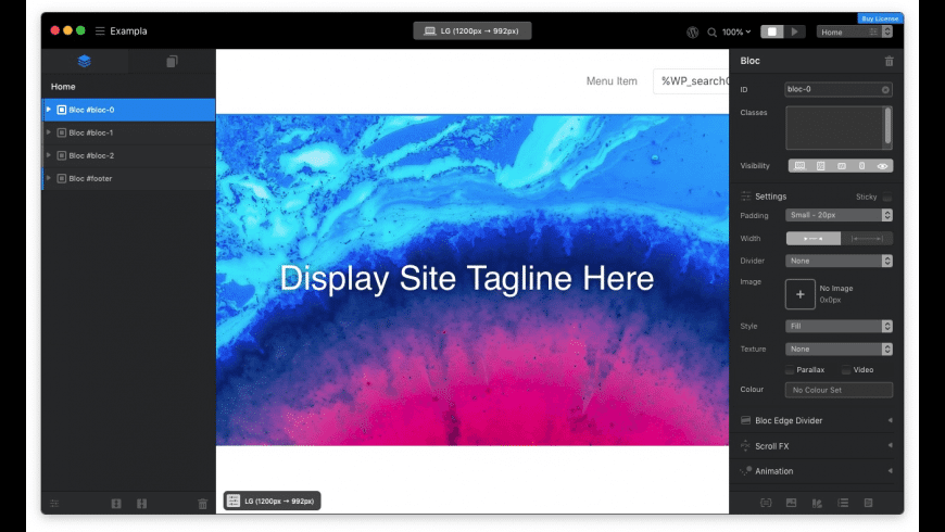 Blocs for Mac - review, screenshots