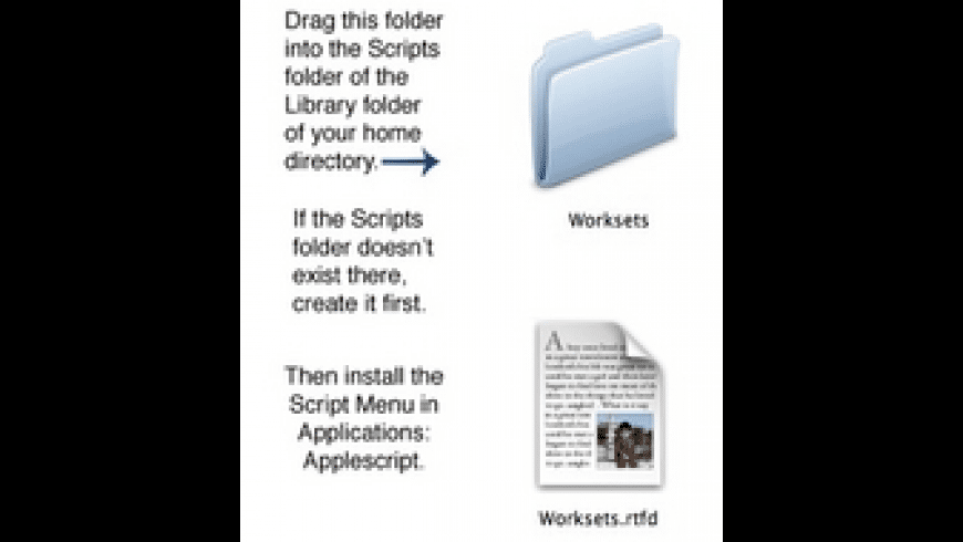 Worksets for Mac - review, screenshots