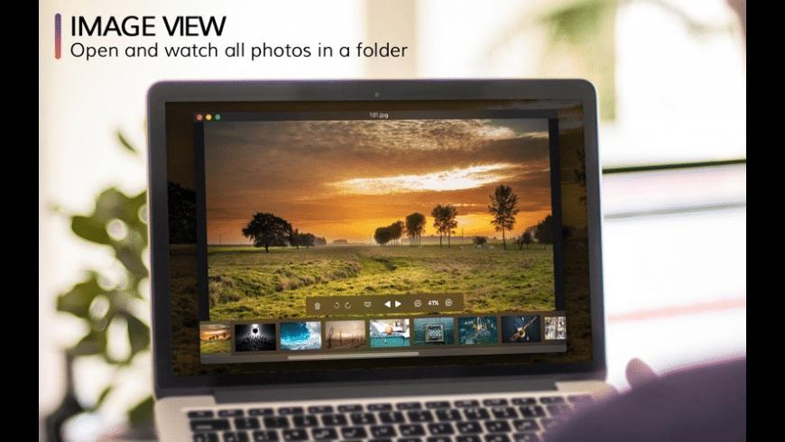 Image View Studio for Mac - review, screenshots