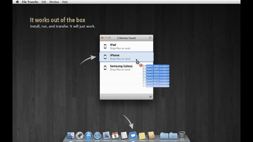 File Storage Companion for Mac - review, screenshots