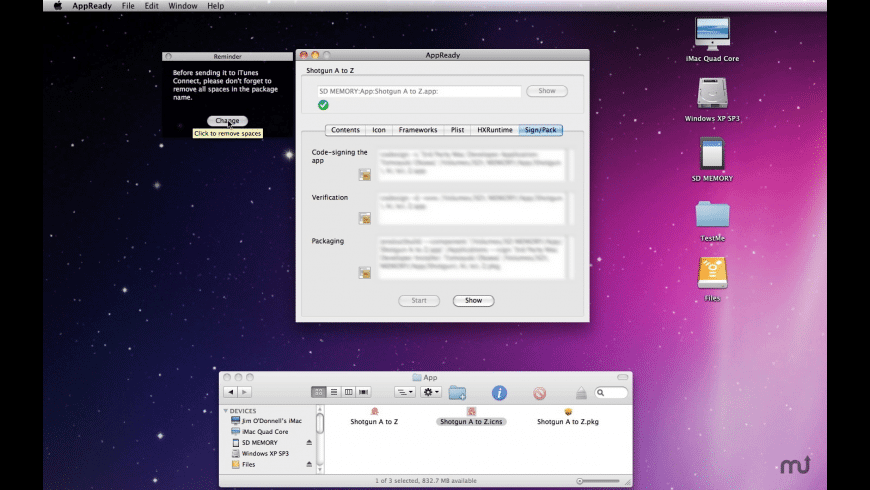 AppReady for Mac - review, screenshots