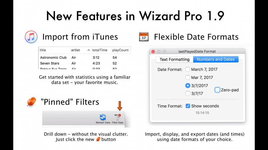 Wizard Pro for Mac - review, screenshots