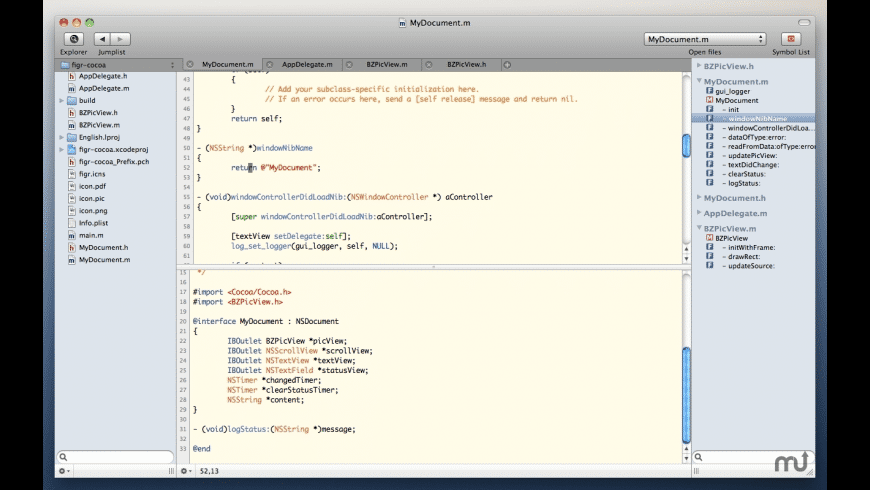Vico for Mac - review, screenshots