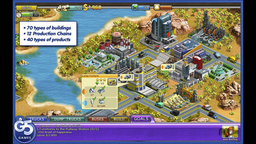 Virtual City 2: Paradise Resort for Mac - review, screenshots