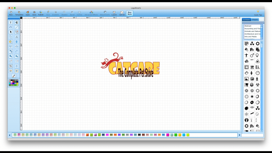 Logo Smartz for Mac - review, screenshots