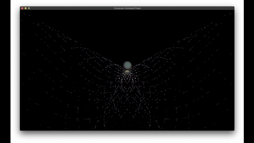 Computer Animated Pixels for Mac - review, screenshots