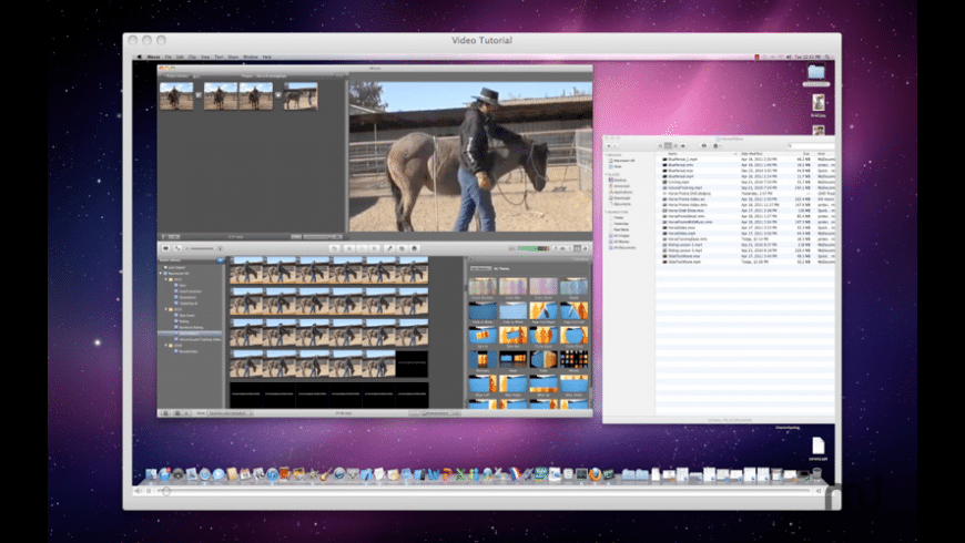 Movie School for Mac - review, screenshots