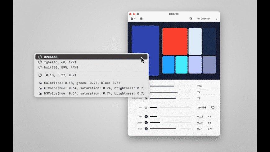 Colored for Mac - review, screenshots