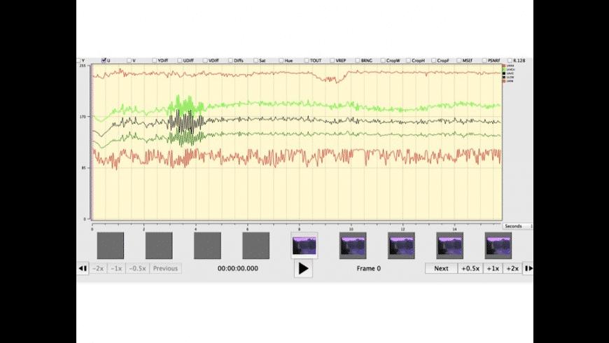 QCTools for Mac - review, screenshots