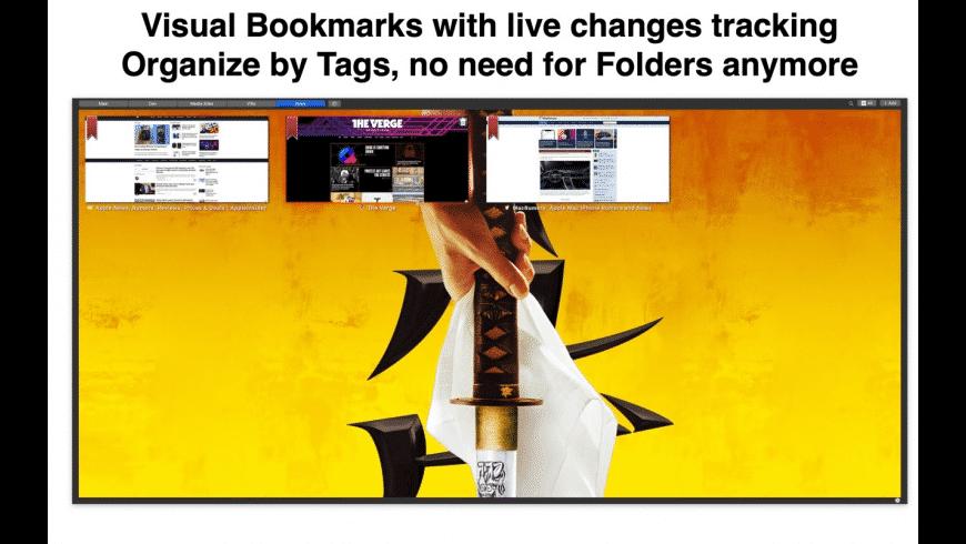 BookmarkTiles for Mac - review, screenshots