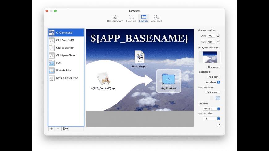 DropDMG for Mac - review, screenshots