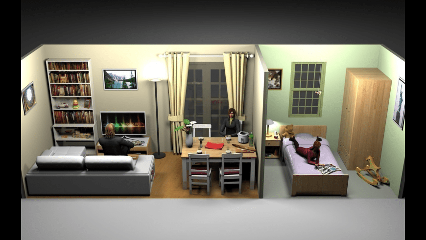 Sweet Home 3D for Mac - review, screenshots