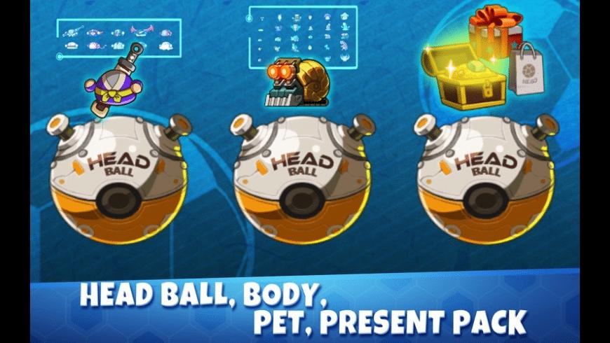 Head Soccer for Mac - review, screenshots