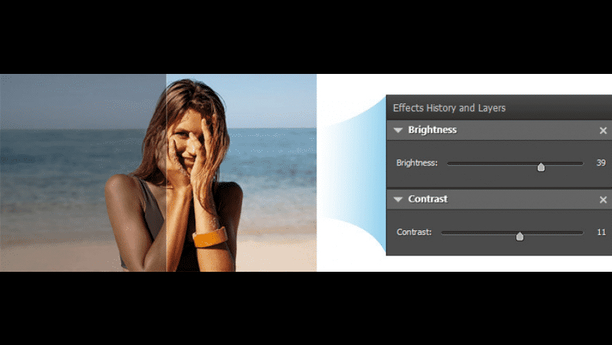 PhotoPad for Mac - review, screenshots