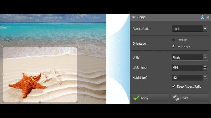 PhotoPad for Mac - review, screenshots