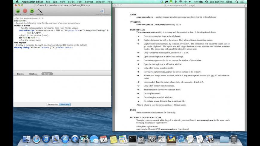 Magic Script Creator for Mac - review, screenshots