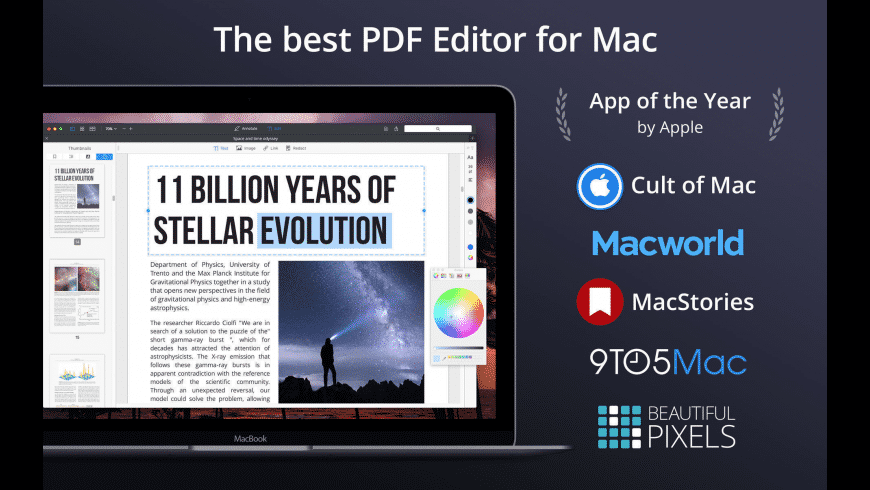 PDF Expert for Mac - review, screenshots