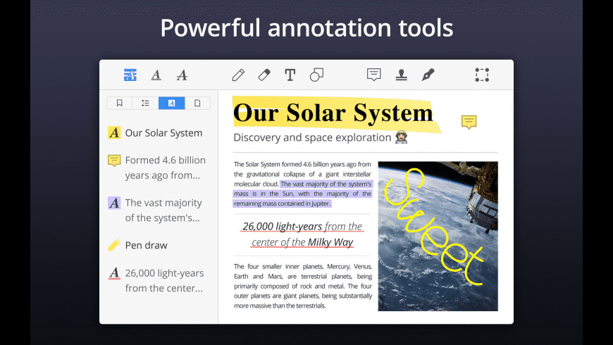 PDF Expert for Mac - review, screenshots