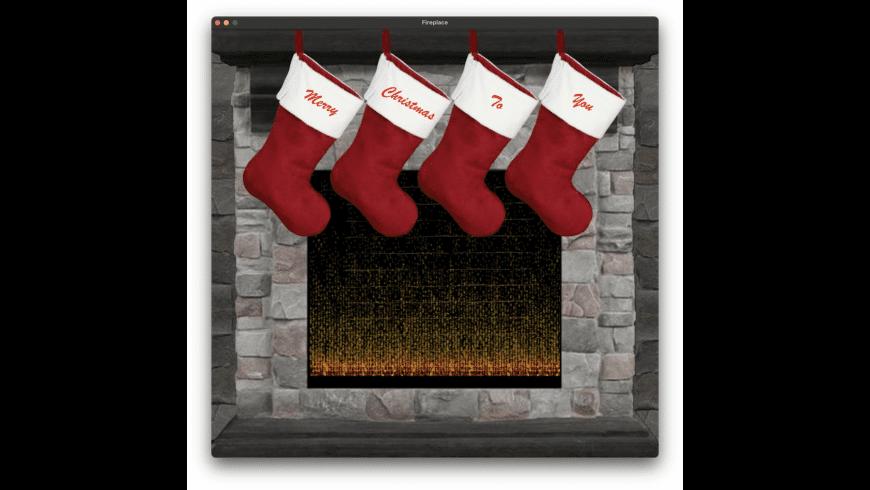 Erockus Fireplace for Mac - review, screenshots