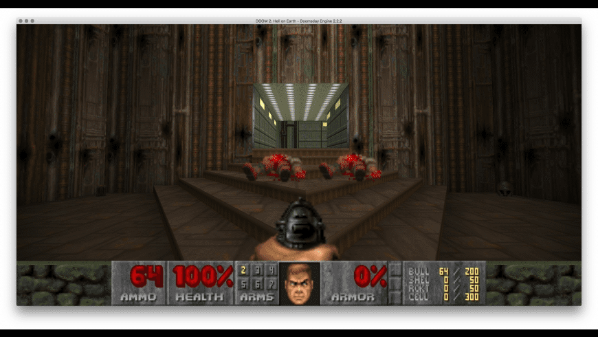 Doomsday for Mac - review, screenshots